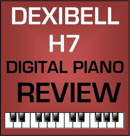 Dexibell H7 Digital Piano   REVIEW   2021   Outstanding Piano