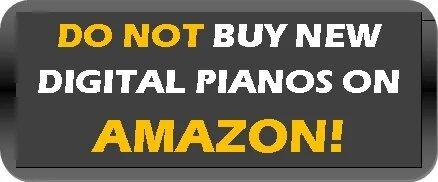 Fake Digital Piano Reviews – BEWARE!   LOWER PRICE than AMAZON