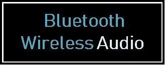 Bluetooth wireless audio