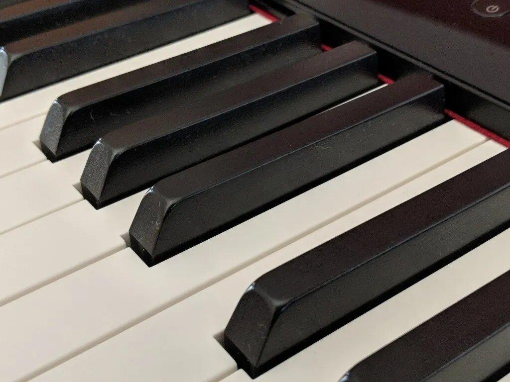 Casio PX-S keyboard keys