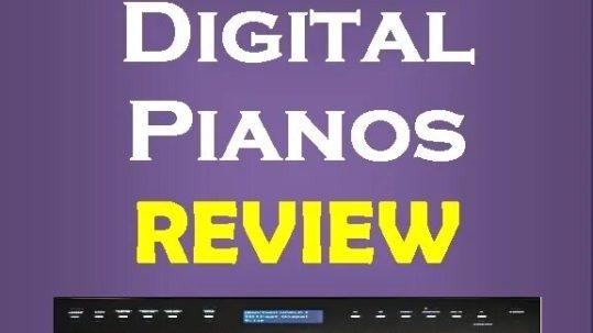 Casio digital pianos review