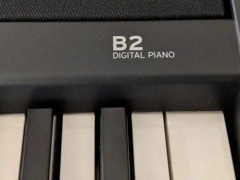 Korg B2 model number logo