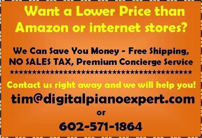 Lower price than internet of Amazon