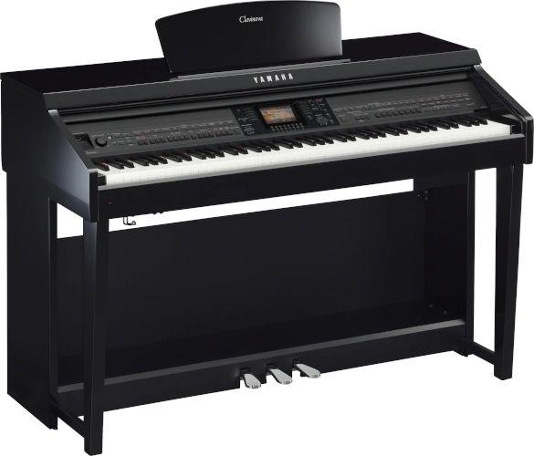 Yamaha CVP-701 matte black