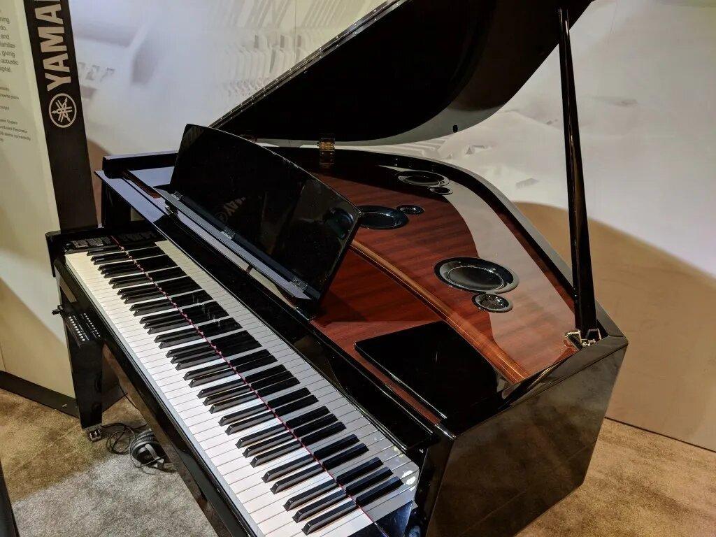 used Yamaha digital pianos