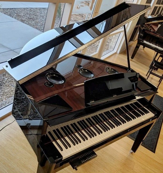 Yamaha N3X digital grand piano