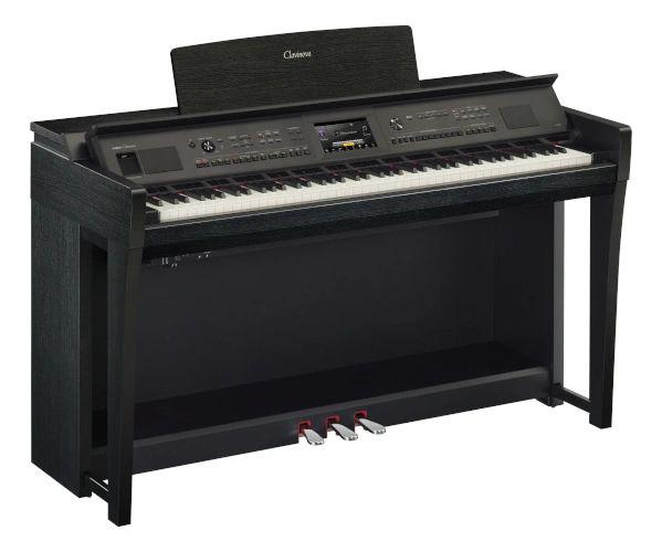 Yamaha CVP-805 matte balck
