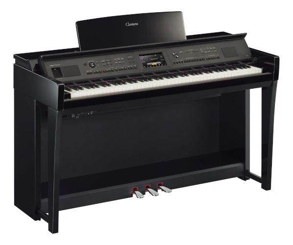 Yamaha CVP-805 polished ebony