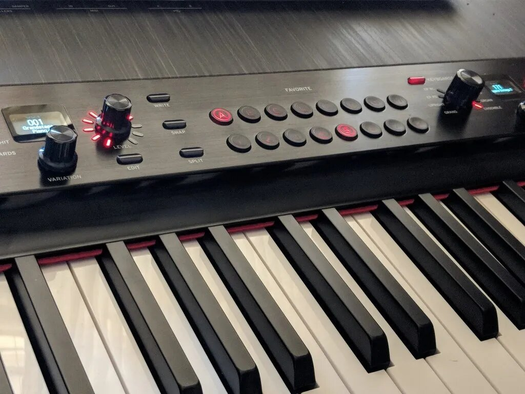 Korg Grandstage   Stage Digital Piano   REVIEW   Lower Price Here