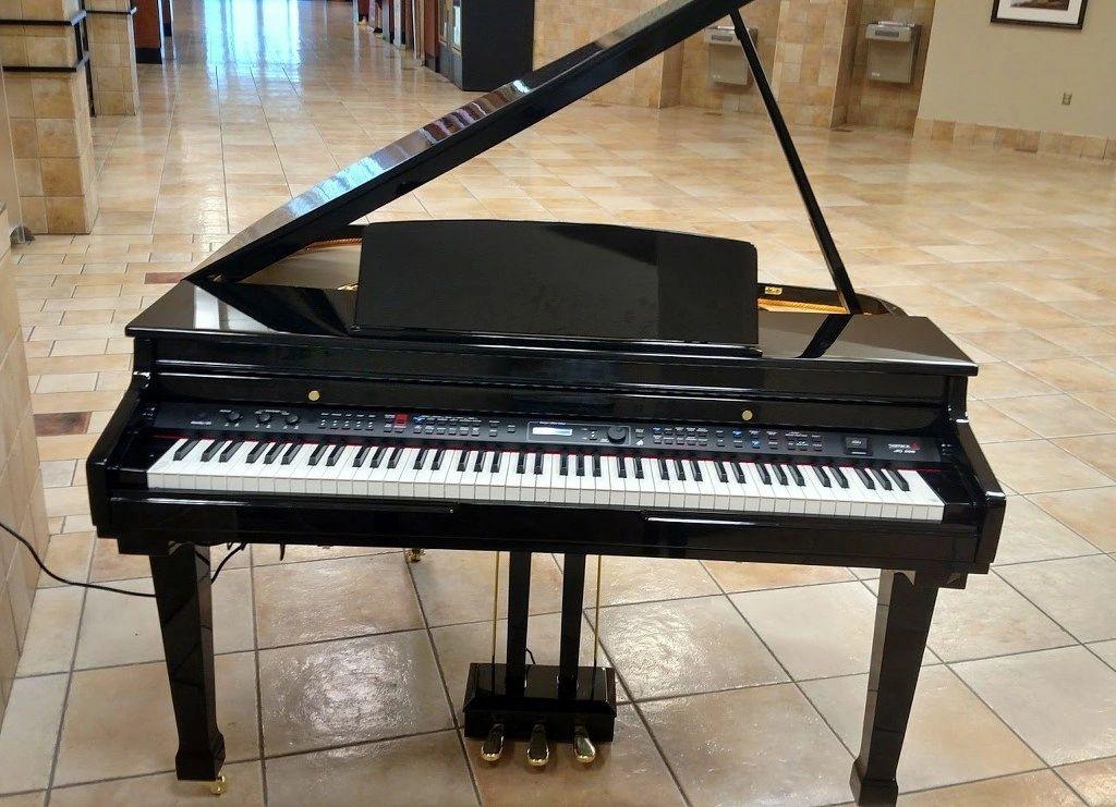 Samick SG500 digital grand piano