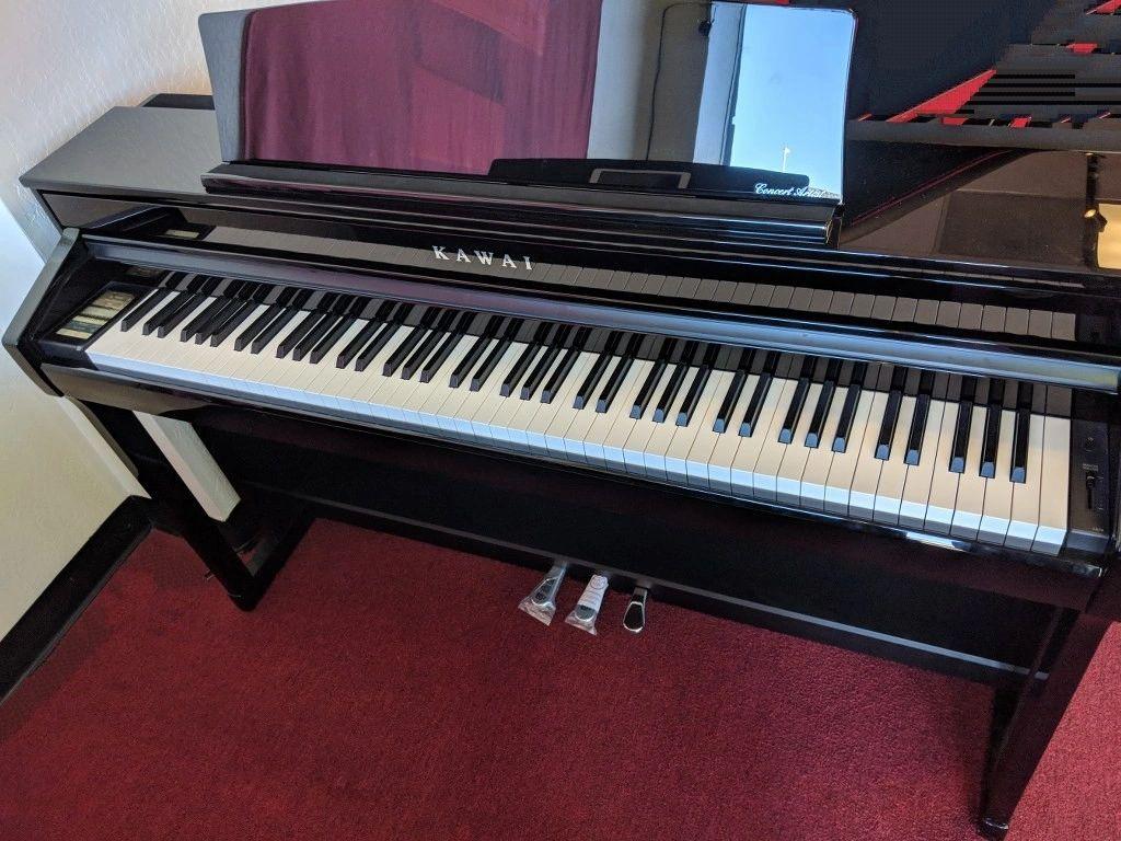 Kawai Digital upright piano