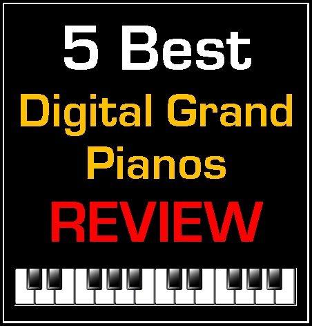 5 Best Digital Grand pianos