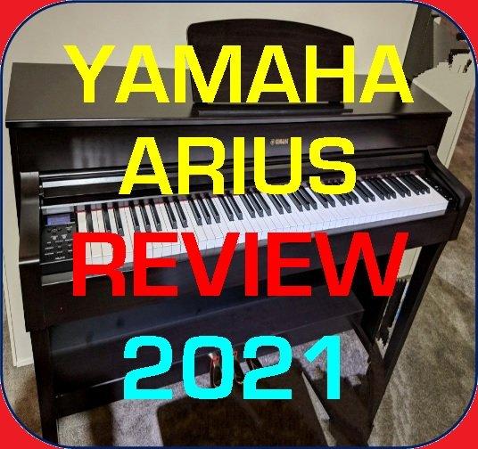 Yamaha Arius Digital Piano Review