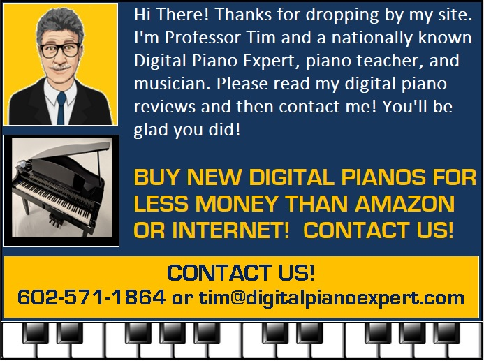 Digital Piano Expert