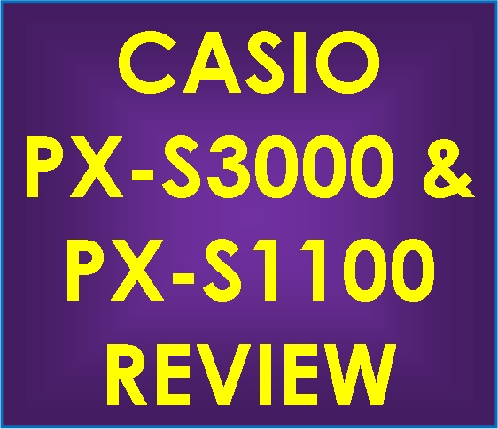Casio PXS1100 and PXS3000 Review